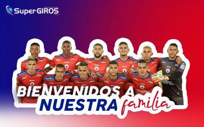¡Le damos la bienvenida al Club Deportivo Pasto!
